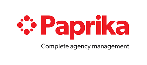 Paprika complete agency management logo