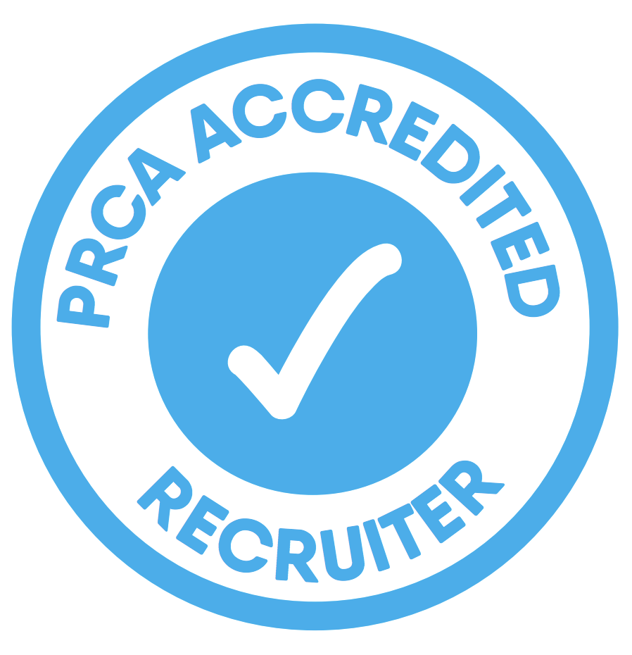 PRCA Accredited Recruiter