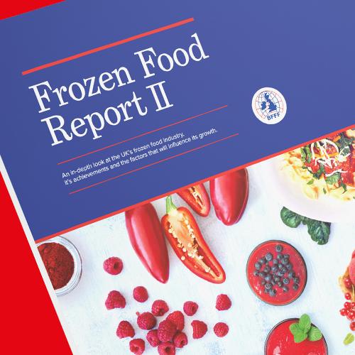 Frozen food report